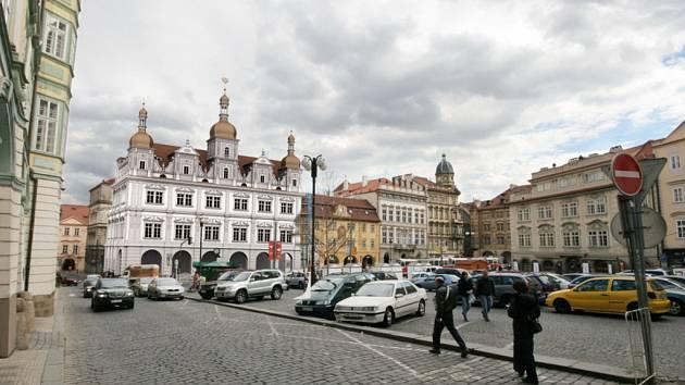 Malostranské náměstí. Ilustrační foto.
