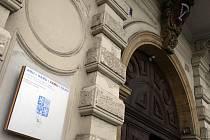 Akademie múzických umění (AMU), filmová fakulta (FAMU). Ilustrační foto.