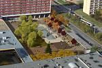 Schémata ze studie o sídlišti Novodvorská