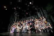 Ukázka muzikálu Krysař proběhla 31. srpna v pražském divadle Kalich.