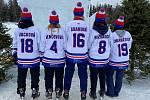 České hokejistky skončily na mistrovství světa v rybníkovém hokeji v Kanadě šesté.