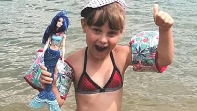 Děti i dospělí se konečně dočkali otevření bazénů a koupališť.