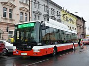 Trolejbus SOR TNB 12 (ACUMARIO).