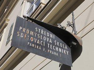 Studenti SPŠST Panská