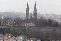 Pražský Vyšehrad