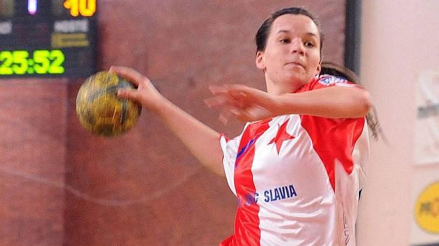 Andrea Königová vstřelila v úvodním utkání pět branek.