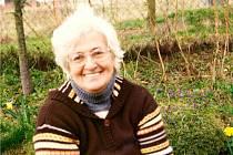 Elly Jouzová, rozená Baranová.