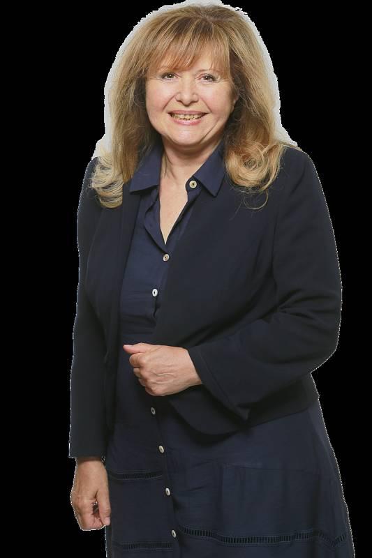 prof. MUDr. Věra Adámková CSc., 66 let, lékařka, ANO.