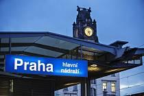 Hlavní nádraží v Praze - Pražské hlavní nádraží (na ilustračním snímku z 2. února 2015).