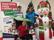 Vánoční sbírka Strom splněných přání letos naplnila očekávání 1046 dětí z dětských domovů, vybráno bylo celkem 1 710 290 korun.
