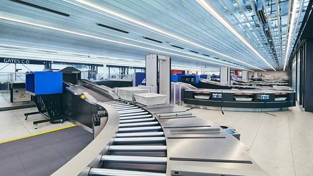 Letiště Václava Havla Praha otevřelo na Terminálu 2 nový bezpečnostní  prostor. 62b9709e974