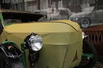Národní technické muzeum představuje v dopravní hale od 13. dubna do 25. září 2016 legendární motorovou tříkolku naší minulosti – vozítka značky Velorex
