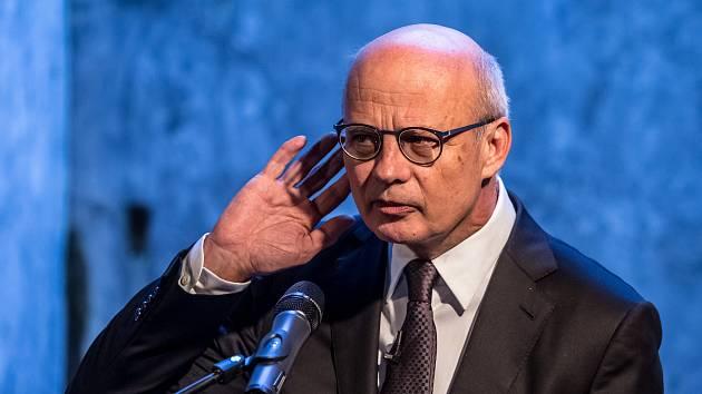 Kandidát na prezidenta Michal Horáček