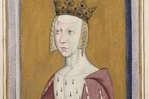 Královna Beatrix Bourbonská.