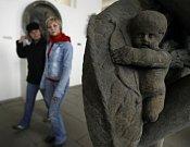 Expozice českého kamenosochařství 11. až 19. století se zde rozprostírá v osmi výstavních prostorách s celkovou plochou čítající 1500 čtverečních metrů.