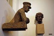 U příležitosti 190. výročí otevření Národního muzea v Praze byly všechny jeho expozice v den výročí 15. dubna 2008 otevřeny pro návštěvníky zcela zdarma. Snímek je z Lapidária Národního muzea na holešovickém Výstavišti.