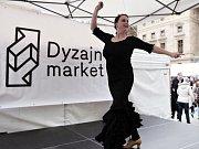 Dyzajn Márket 2013 se konal na piazzetě Národního divadla