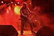 Americká kapela Slayer se rozloučila se svými fanoušky v rámci Final World Tour v Pražské Tipsport Aréně v Holešovicích 25. června 2019.