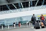 Letiště Václava Havla v Praze - ilustrační foto.