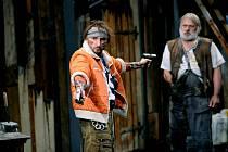 Švandovo divadlo na Smíchově uvádí hru Zabít Johnnyho Glendenninga.