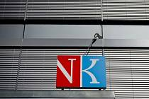 Logo Národní knihovny. Ilustrační foto.