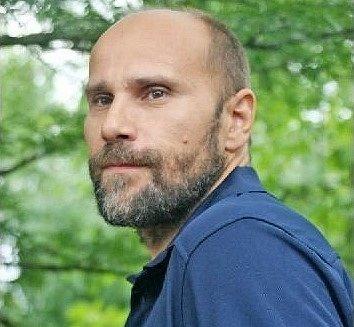 OBRÁNCE Pavel Kolařík vpražské zoo.