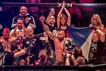 Night of XFN Champions, 27. prosince v Praze. Na snímku Karlos Vémola vs Flavio Magon