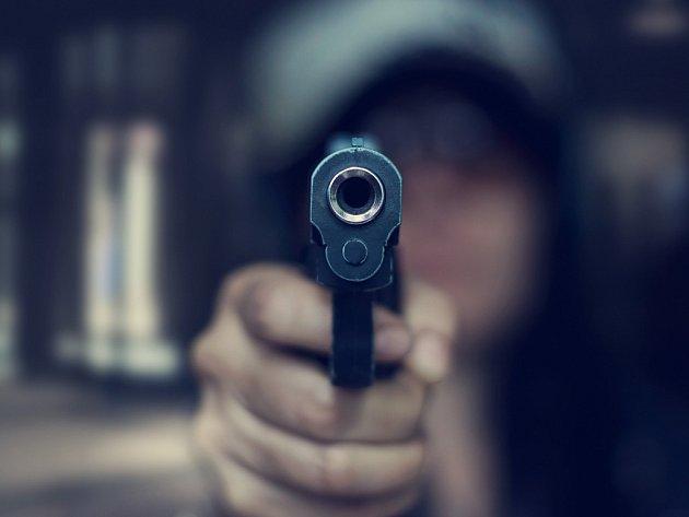Pistole. Ilustrační foto.