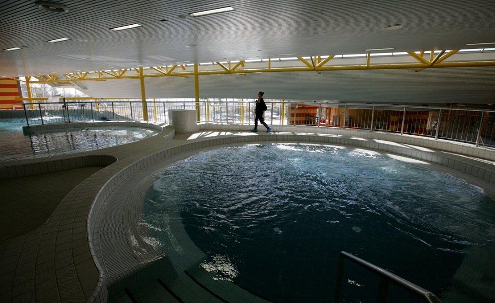 Po čtvrt století se lidem otevře akvapark Šutka