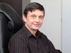 Starosta Radek Klíma.