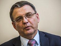 Český ministr zahraničí Lubomír Zaorálek.