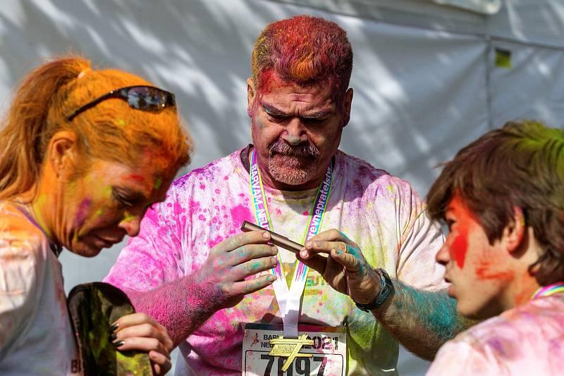 Ze 7. ročníku běhu Barvám neutečeš.