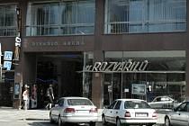 Restaurace U Rozvařilů v Praze na snímku z roku 2005.