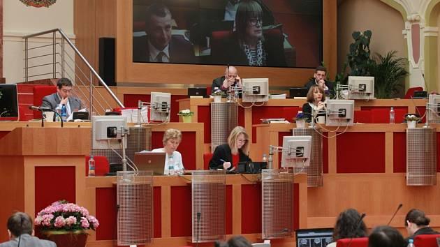 Jednání pražského zastupitelstva. Ilustrační foto
