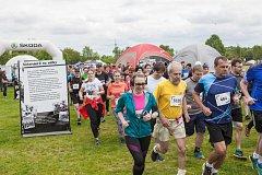 Běhu pro Paměť národa se můžete zúčastnit kdekoliv