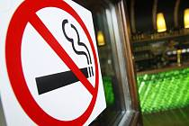 Nekuřácká restaurace. Ilustrační foto.