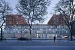 Tuzemský ateliér A.D.N.S zvítězil v mezinárodní architektonické soutěži na zástavbu aktuálně nevyužívaného pozemku mezi ulicemi Sokolovská a Drahobejlova v pražských Vysočanech.