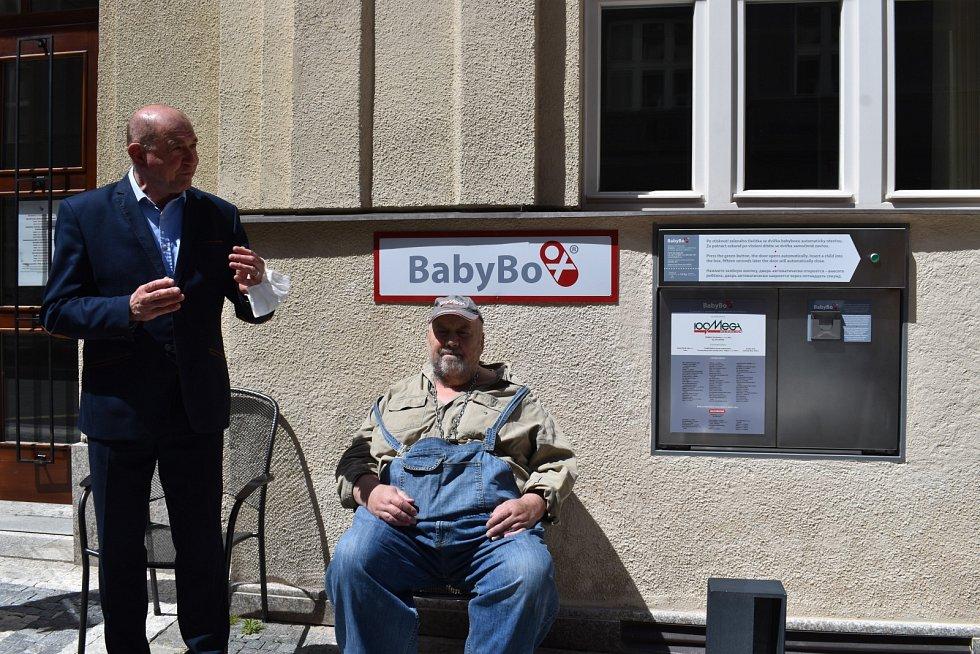 Babybox nové generace v Praze 6.