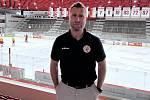 Bývalý vynikající hokejový útočník Jaroslav Bednář se stal novým sportovním ředitelem Slavie.
