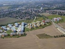Firma Ekospol dokončila projekt Panorama Kyje v Praze.