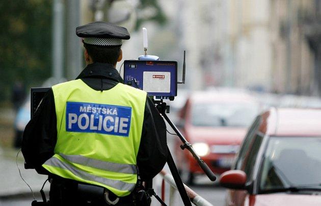Prvním, co policisté sledují, je překročení maximální rychlosti.