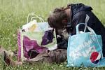 Bezdomovec. Ilustrační foto