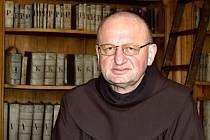 Františkánský kněz Antonín Klaret Dąbrowski.