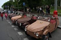Sraz historických vozidel