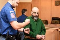 Osmiletý trest potvrdil odvolací senát Vrchního soudu v Praze 43letému recidivistovi Jiřímu Konvalinkovi