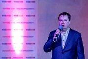Roadshow TOP 09, která po všech krajích představuje lidem dokument Vize 2030, pokračovala 6. března v Praze. Martin Plíšek.