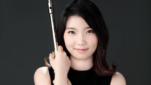 Flétnistka Chaeyeon You.