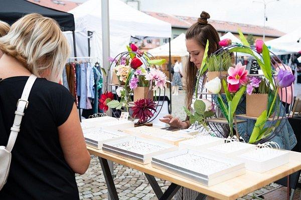 Do Pražské tržnice můžete v sobotu dopoledne vyrazit na oblíbený Mint Market.