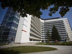 Nemocnice v Motole. Ilustrační foto.