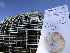 Nová budova Ústavu organické chemie a biochemie